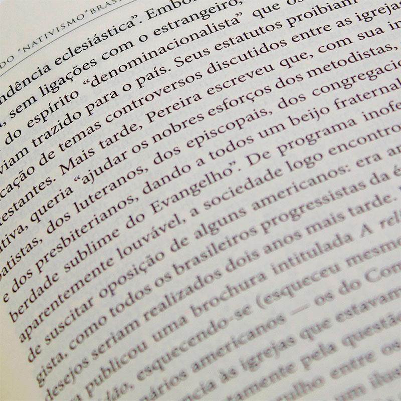 Livro: O Presbiterianismo Brasileiro | Émile Léonard