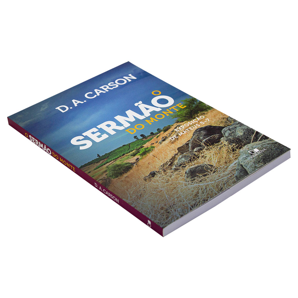 Livro: O Sermão Do Monte | D. A. Carson