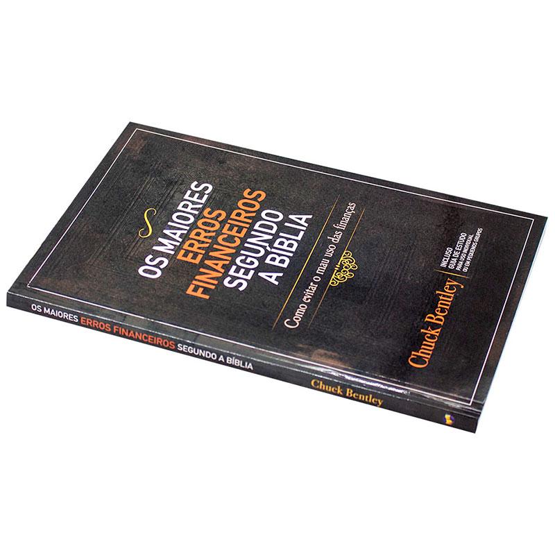 Livro: Os Maiores Erros Financeiros Segundo A Bíblia | Chuck Bentley