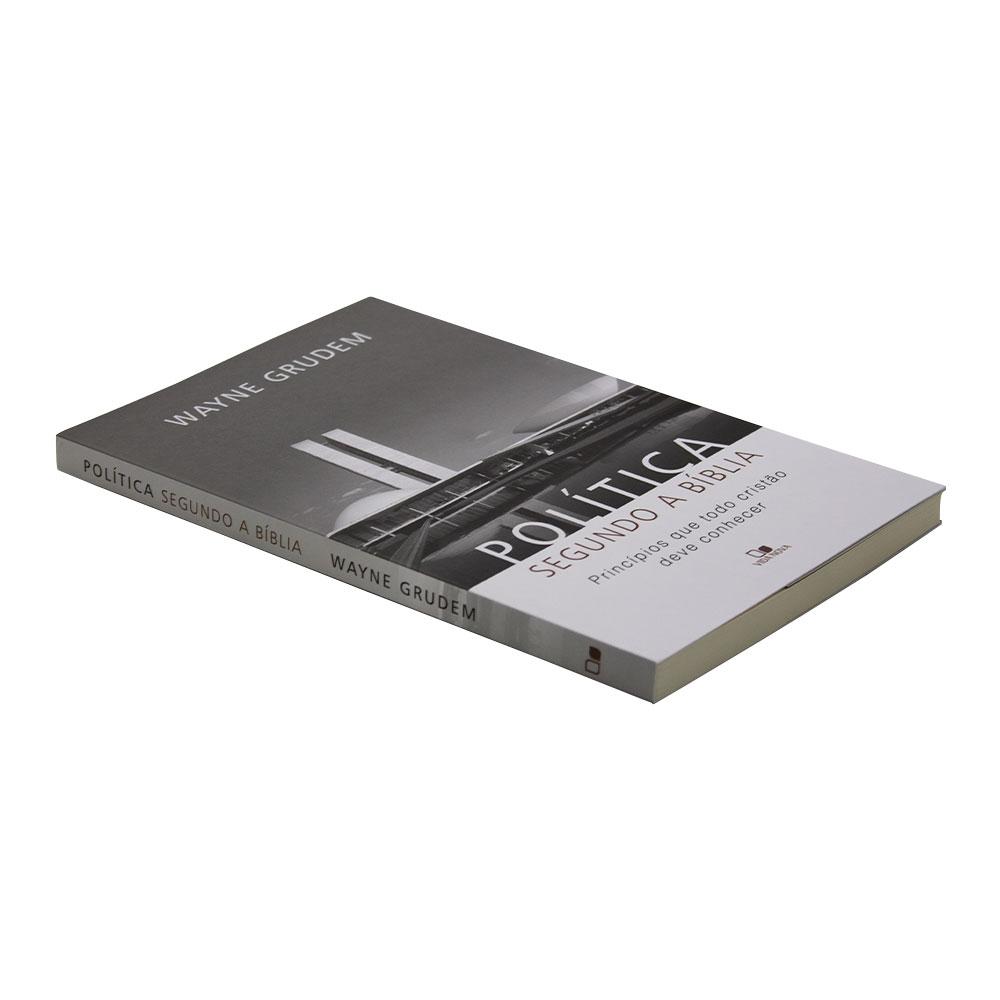 Livro: Política Segundo a Bíblia   Wayne Grudem