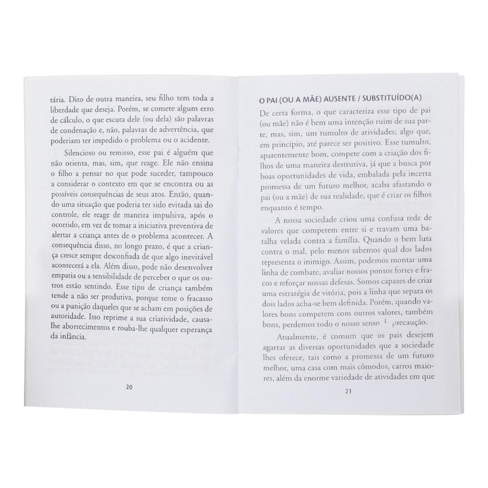 Livro: Que Tipo De Pai É Você | Gary E Anny Mary Ezzo