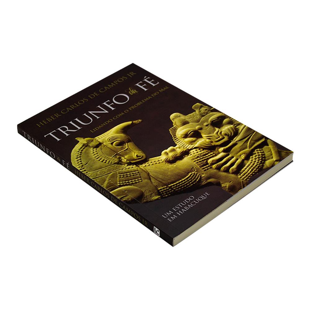 Livro: Triunfo da Fé | Heber Carlos Campos Jr