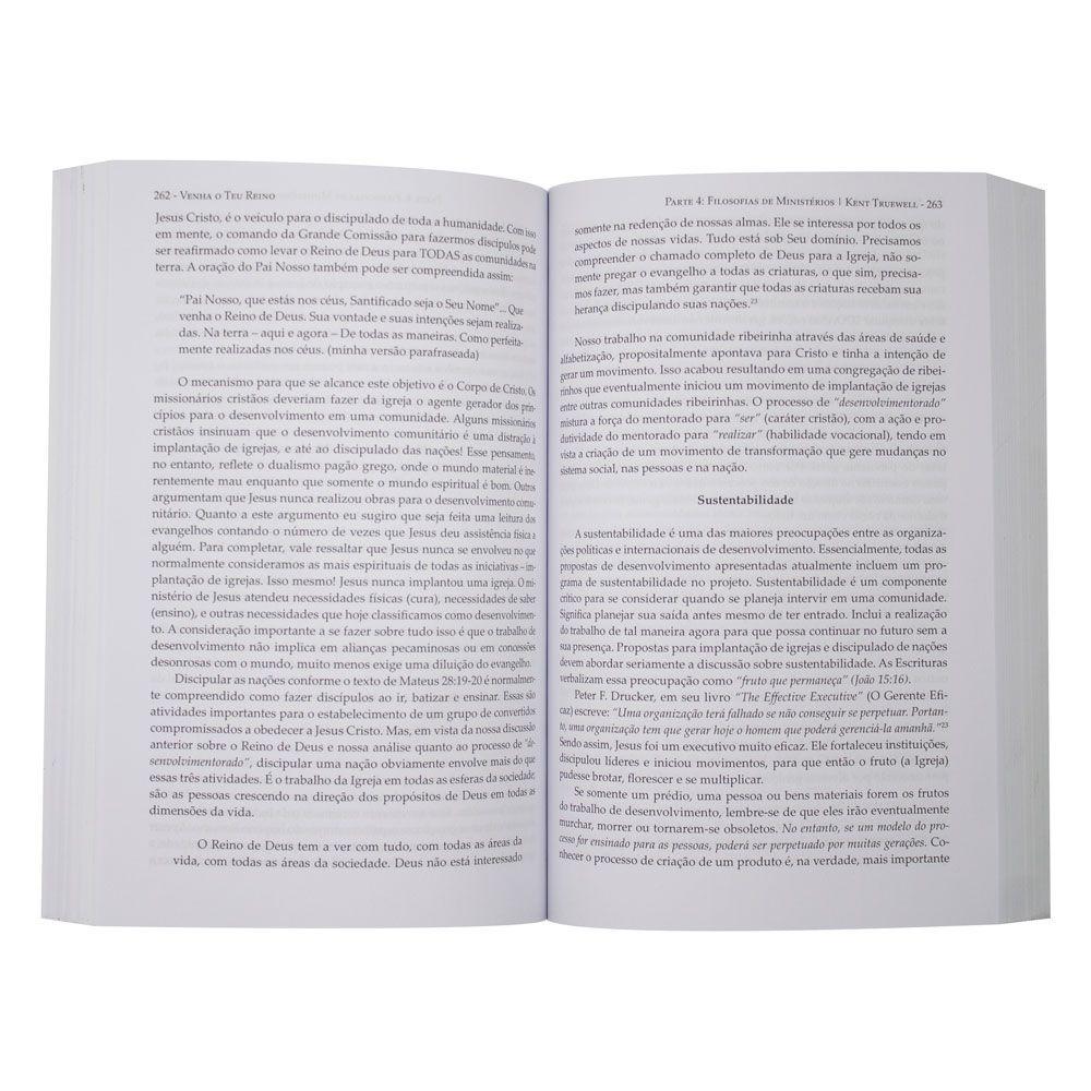 Livro: Venha O Teu Reino   Jim Stier
