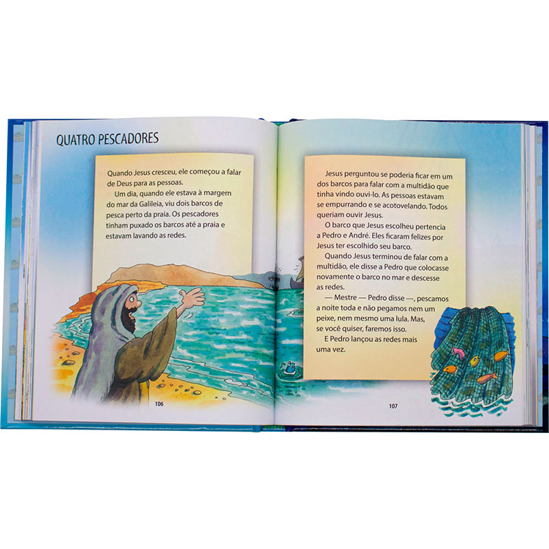 Minha Primeira Bíblia | Nvt | Capa Dura Azul