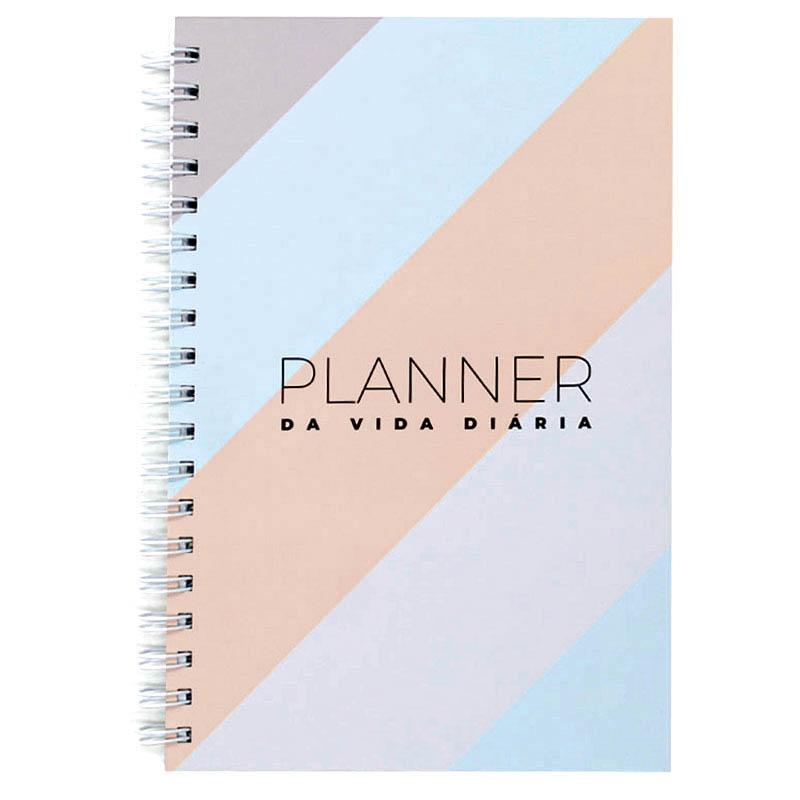 Planner Da Vida Diária Joyce Meyer | Reta | Capa Dura | Colorida