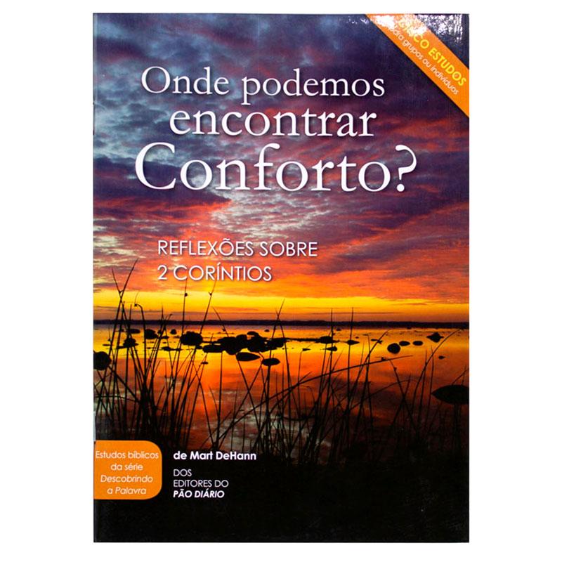 Revista: Onde Podemos Encontrar Conforto   Vários Autores