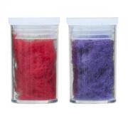 VEIAS -  Kit com 08 frascos de 0,3 g (vermelha ou roxa)