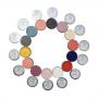 Kit Completo 14 Ceras para Personalização de Gengiva Sistema SMT - Imodonto