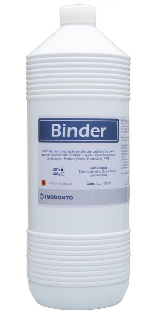Binder 28% e Binder 40%