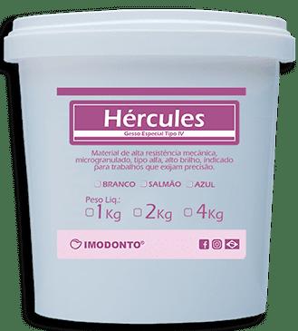 Gesso Especial Tipo IV Hércules - Imodonto