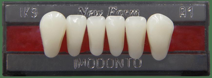 New Form Anterior Inferior Imodonto
