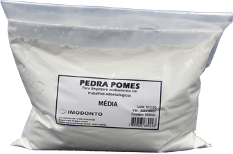 Pedra Pomes Imodonto 1Kg
