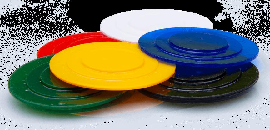 Resina Acrílica OrtoArt Pó Concentrado para Pigmentação Imodonto