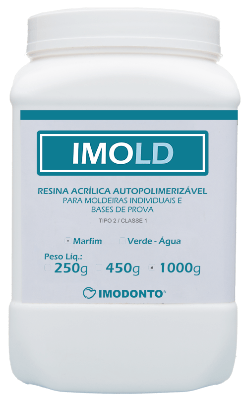 Resina para Moldeira - Imold