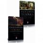 KIT CAPA DURA - Enciclopédia Teológica: Volume 1 e 2