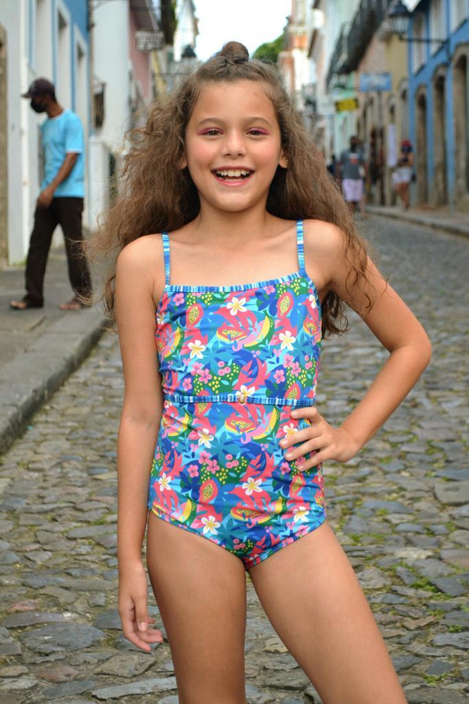 Maiô Isabela frutas