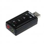 ADAPTADOR DE SOM USB 7.1 VINIK / EXBOM USOM-10