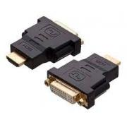 ADAPTADOR DVI-I FEMEA X HDMI MACHO DEX