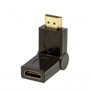 ADAPTADOR HDMI MACHO X FEMEA FLEXIVEL XTRADE XT-565