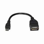 ADAPTADOR MICRO USB MACHO X USB F 15CM X-CELL XC-V8XUSB