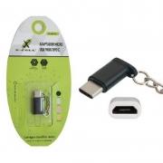 ADAPTADOR MICRO USB PARA IPHONE X-CELL XC-ADP-02
