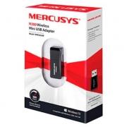 ADAPTADOR WIRELESS USB 300MBPS MERCUSYS MW300UM