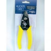 ALICATE DECAPADOR FIBRA OPTICA PACIFIC 603 / PLUSCABLE LT-S60