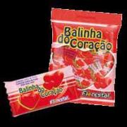 BALA FLORESTAL BALINHA DO CORAÇÃO CEREJA 48G