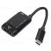 CABO ADAPTADOR TYPE-C MACHO X HDMI FEMEA EXBOM BY-V62