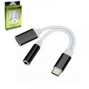 CABO ADAPTADOR USB-C X USB-C FEMEA X P2 X-CELL XC-ADP-16