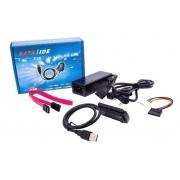 CABO CONVERSOR USB 2.0 X SATA / IDE EXBOM