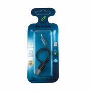 CABO DE DADOS USB 4.0A PARA IPHONE 20CM X-CELL XC-CD-68