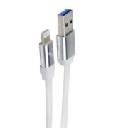 CABO DE DADOS USB PARA IPHONE 3.0A 2 METROS X-CELL XC-CD-16