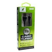 CABO DE DADOS USB PARA MICRO USB 3.0A X-CELL XC-CD-35