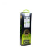 CABO DE DADOS USB PARA MICRO USB 3.0A X-CELL XC-CD-57 BRANCO