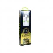CABO DE DADOS USB PARA USB-C 3.0A X-CELL XC-CD-61