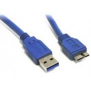CABO USB 3.0 PARA HD EXTERNO 1,5 METROS LOTUS 1863/X-CELL XC-CD-42