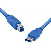 CABO USB 3.0 PARA IMPRESSORA 2 METROS EXBOM