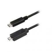 CABO USB-C PARA MICRO USB 2.0 01 METRO COMTAC 9334