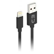 CABO USB PARA IPHONE C3PLUS CB-L11 (DIVERSOS)