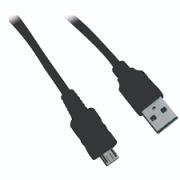 CABO USB PARA MICRO USB 0,30CM NEWLINK CB307
