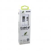 CABO USB PARA MICRO USB 1,2 METRO X-CELL XC-KT-13