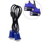 CABO VGA HB15M X HAB15M C/ FILTRO 1,5 METROS EXBOM/EMPIRE/X-CELL