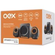 CAIXA DE SOM BLUETOOTH 30W OEX SK-500