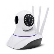 CAMERA IP WIRELESS ROBOT HD 720P 3 ANT. FULLSEC FSM-IP01