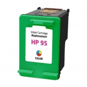 CARTUCHO DE TINTA MASTERPRINT HP 95 COLOR 15ML