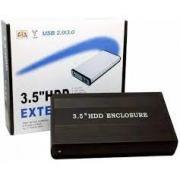 CASE PARA HD 3,5 USB 2.0 F3 JC-CS3.5