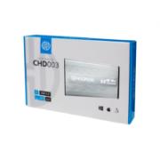 CASE PARA HD SATA 3.5 USB 2.0 HOOPSON CHD-003