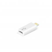CONVERSOR LIGHTNING (APPPLE) PARA MICRO USB COMTAC 9282