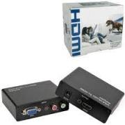 CONVERSOR VGA/AUDIO PARA HDMI EMPIRE/KNUP KP-3458